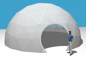 Pacific Domes - 30ft Event Dome