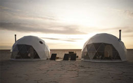 Amazing Escapes Glamping Domes