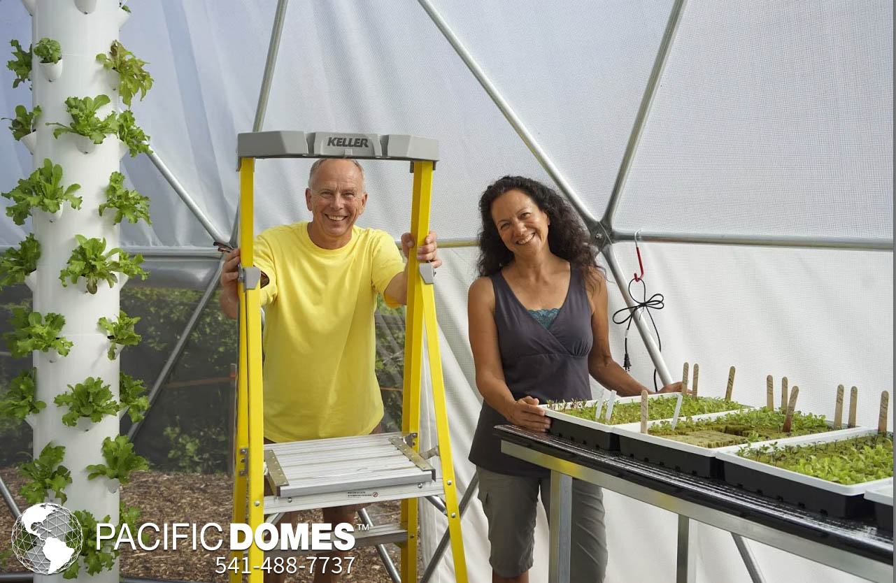 Dome Greenhouse Kits for Sale