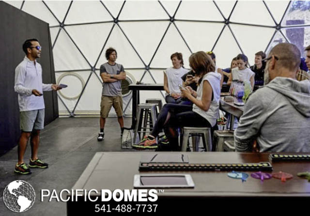 Oakley Sports Event Dome Tents for Rent