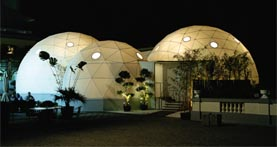 Pacific Domes - Our Domes