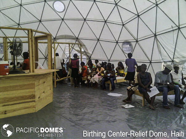 Birthing Center-Pacific Domes