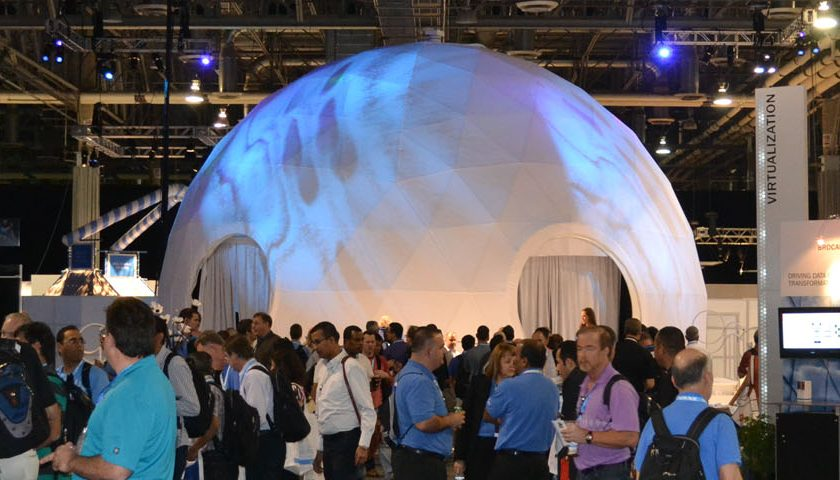 EMC Projection Dome-Pacifc Domes