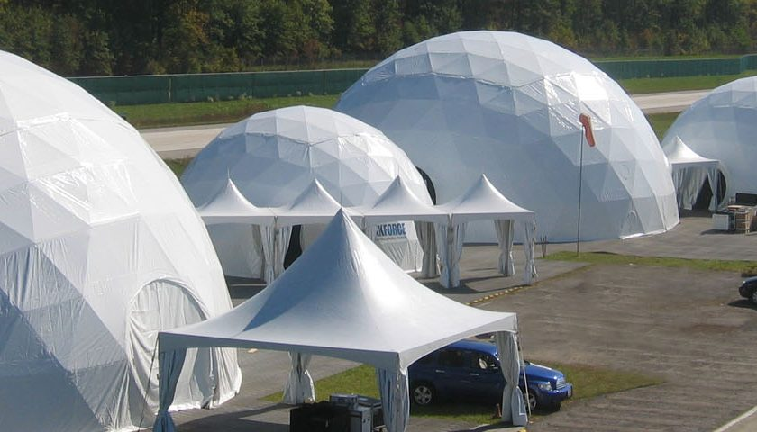 Truck Show-Pacifc Domes