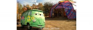 Disney Cars Dome Pacific Domes
