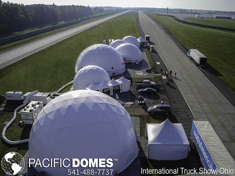 International Truck Show-Pacific Dome 2