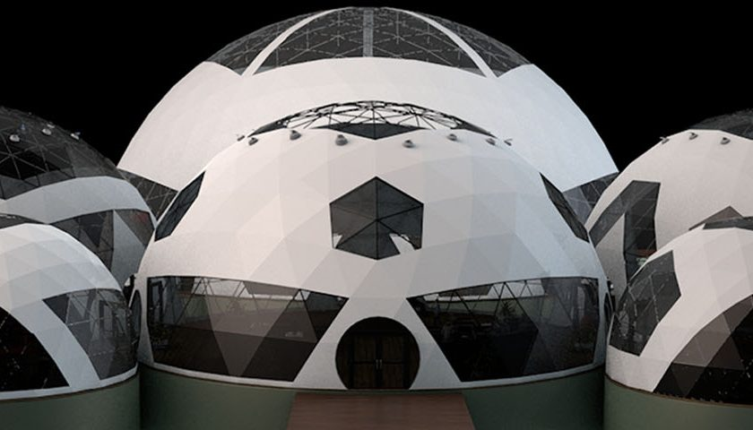 Homelss Shelter Domes