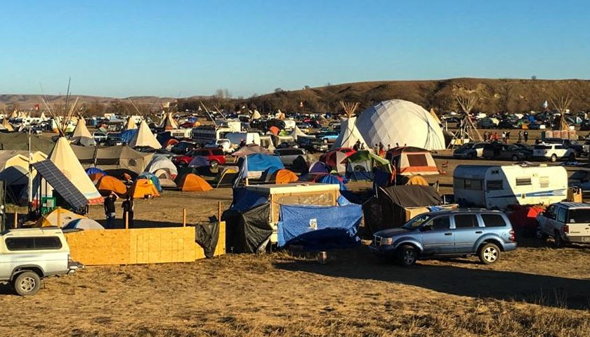 Standing Rock-Pacific Domes