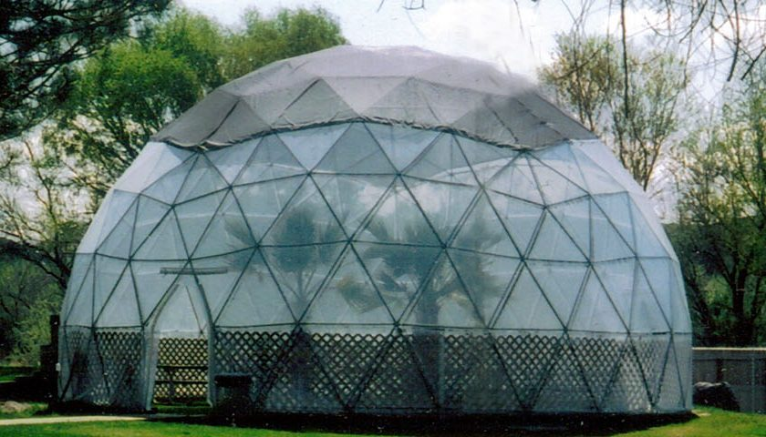 Greenhouse Domes-Pacific Domes