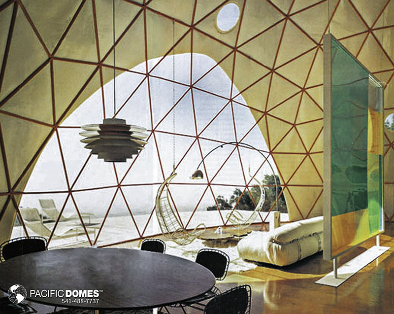 Google Home - Pacific Domes