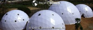 Pacific Domes - Greenhouse Domes