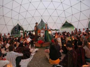 Pacific Domes - Wedding Dome