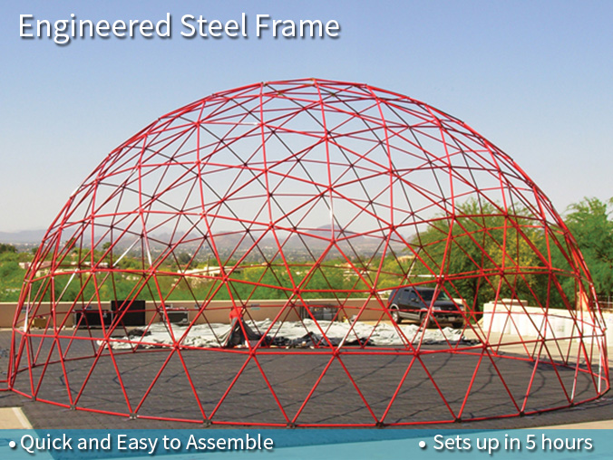 Pacific Domes - Engineering