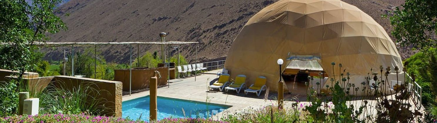 Airbnb Domes-Pacific Domes