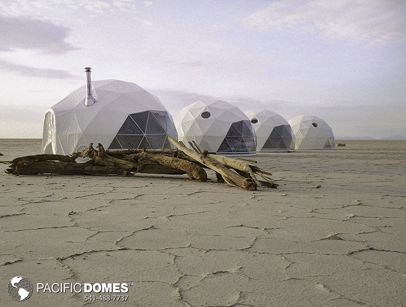 Glamping Dome
