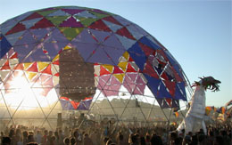120ft Boomfest Dome