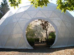 Greenhouse Domes