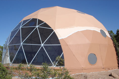 Pacific Domes - Thermoshield Insulation Paint