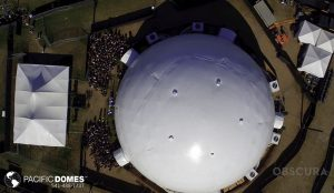 120' Coachella Dome top view