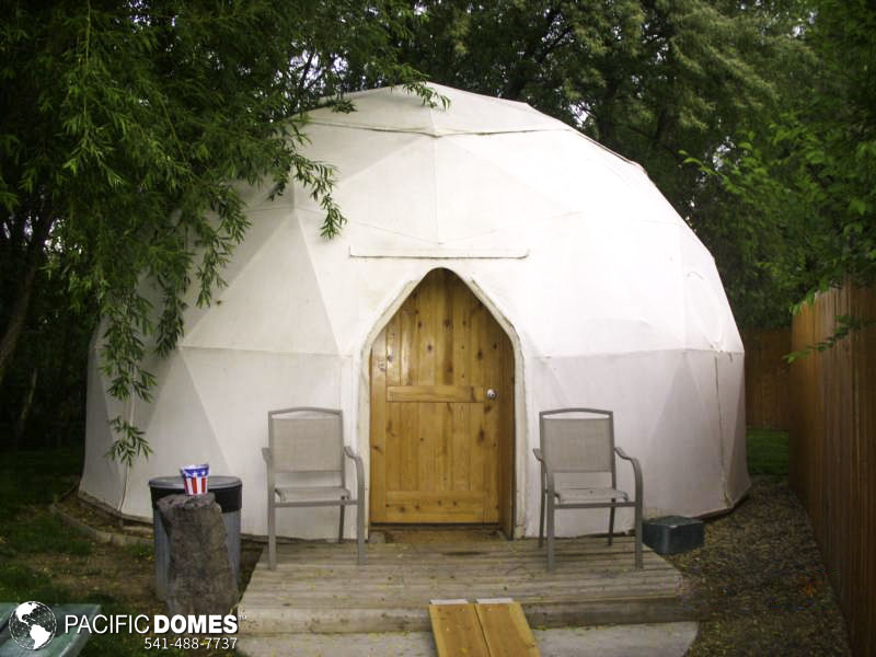 camping dome