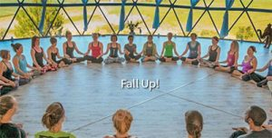 Pacific Domes Fall Up Newsletter