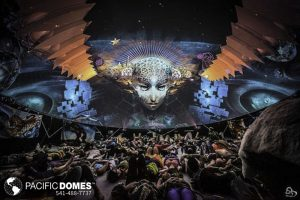 projection dome-pacific domes