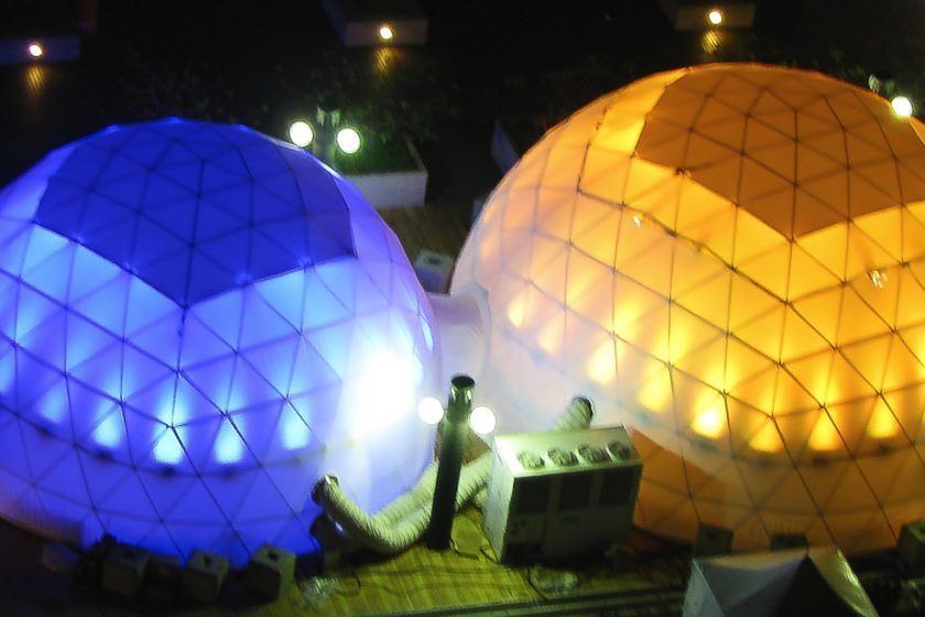 ted talk-pacific domes