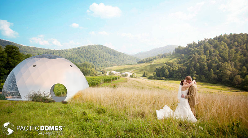 wedding tents for sale or rent, pacific domes