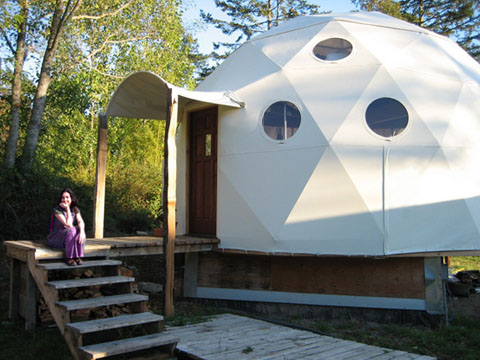 Eco Living Domes
