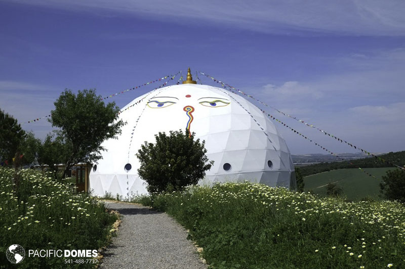 dome building system, vaatsu dome
