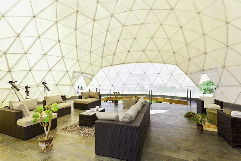The Strength Of Dome Shelters Pacific Domes