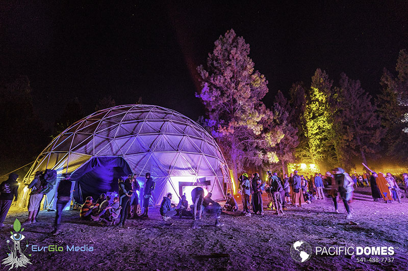 eclipse festival dome