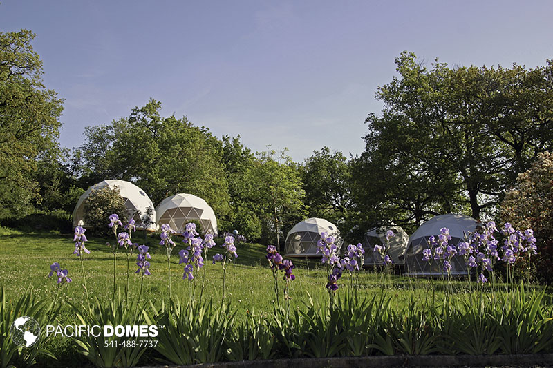 domed cities