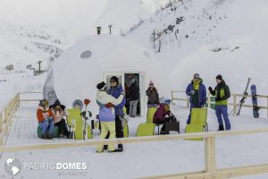 7m dome Kirovsk city,Russia for Norway Park 5