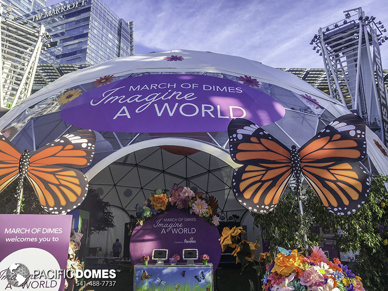 March of Dimes Dome
