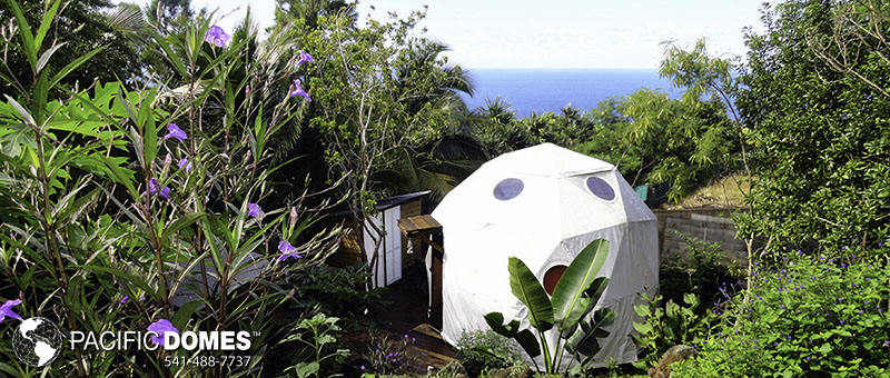 glamping around the world