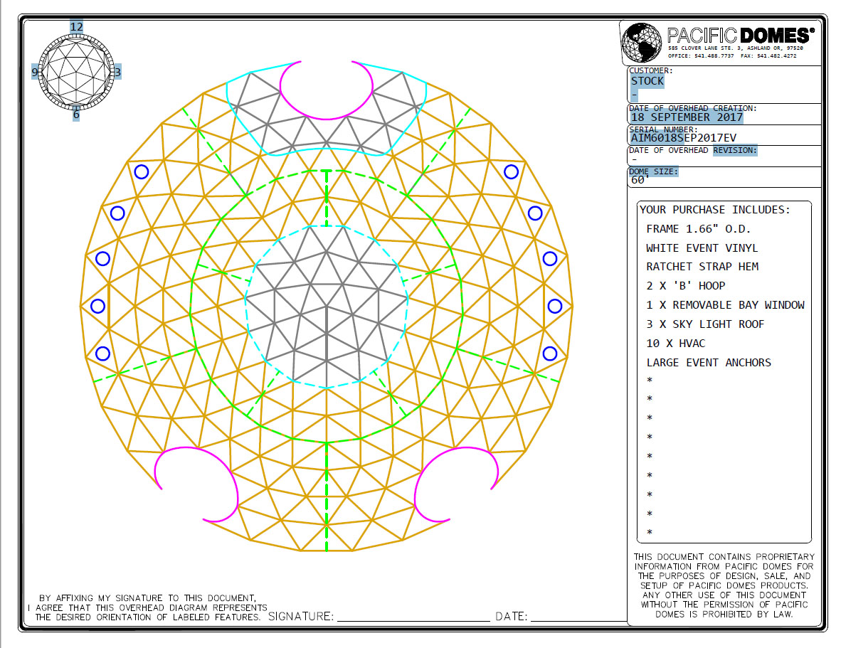 Pacific Domes Inc - Geodesic Domes On Sale