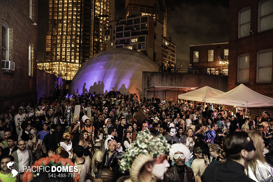 MoMA PS1 dome