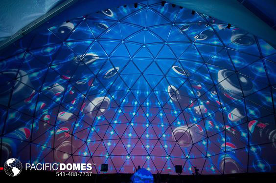 Kirtan Lounge Vortex Dome