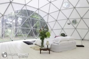 Catskills Glamping-Pacific Domes