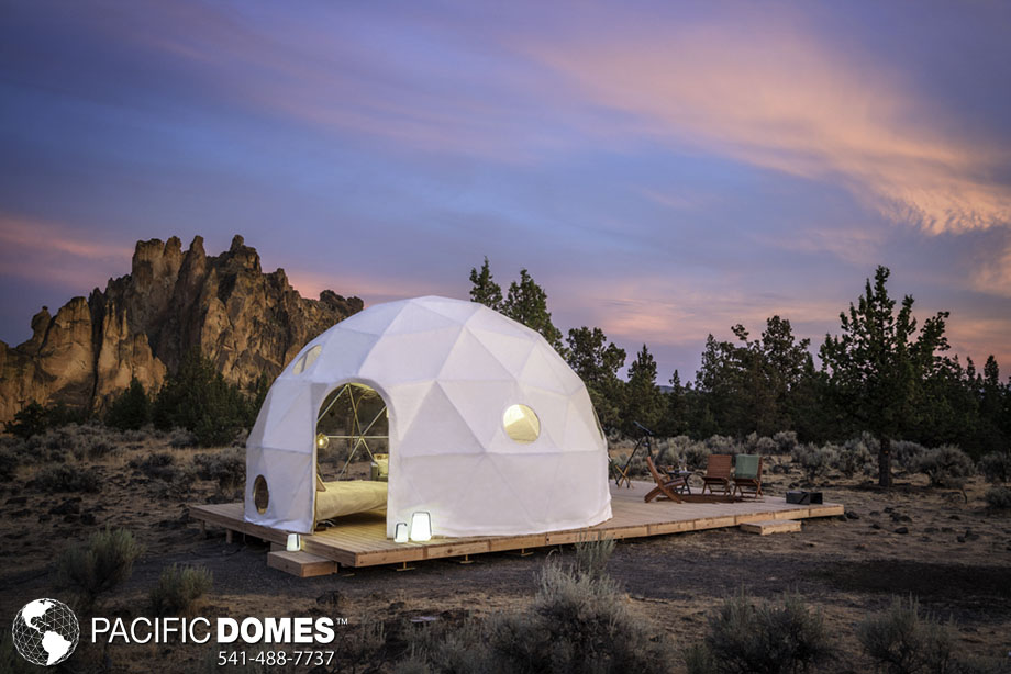 mexico, pacific domes, geodesic dome, dome gamping resort