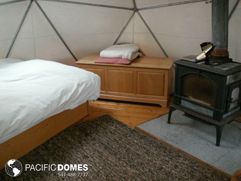living in a dome