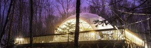 glamping dome-pacific-domes