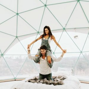 Bring the power of Sacred Geometry into your living environment today with a Pacific Dome