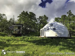 dwell dome, dome home