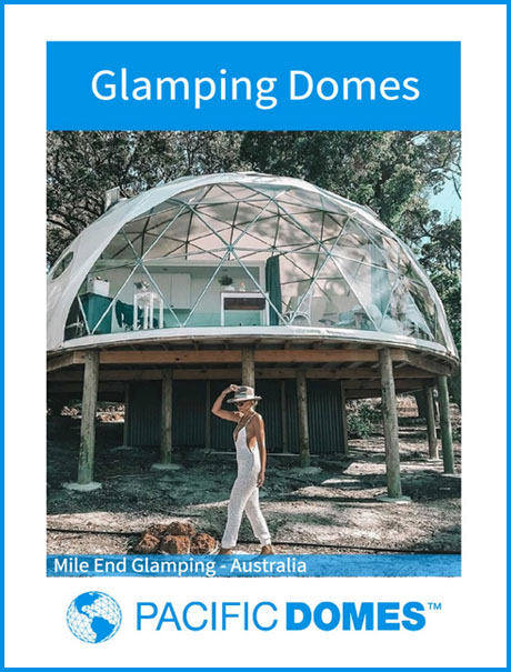 Glamping Dome Book