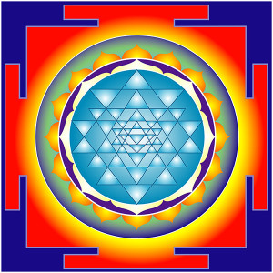 Sacred Geometry: Sri Yantra
