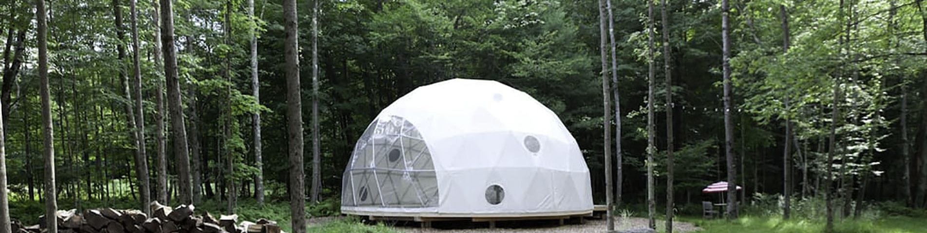 event dome, geodesic dome, pacific domes, wedding dome