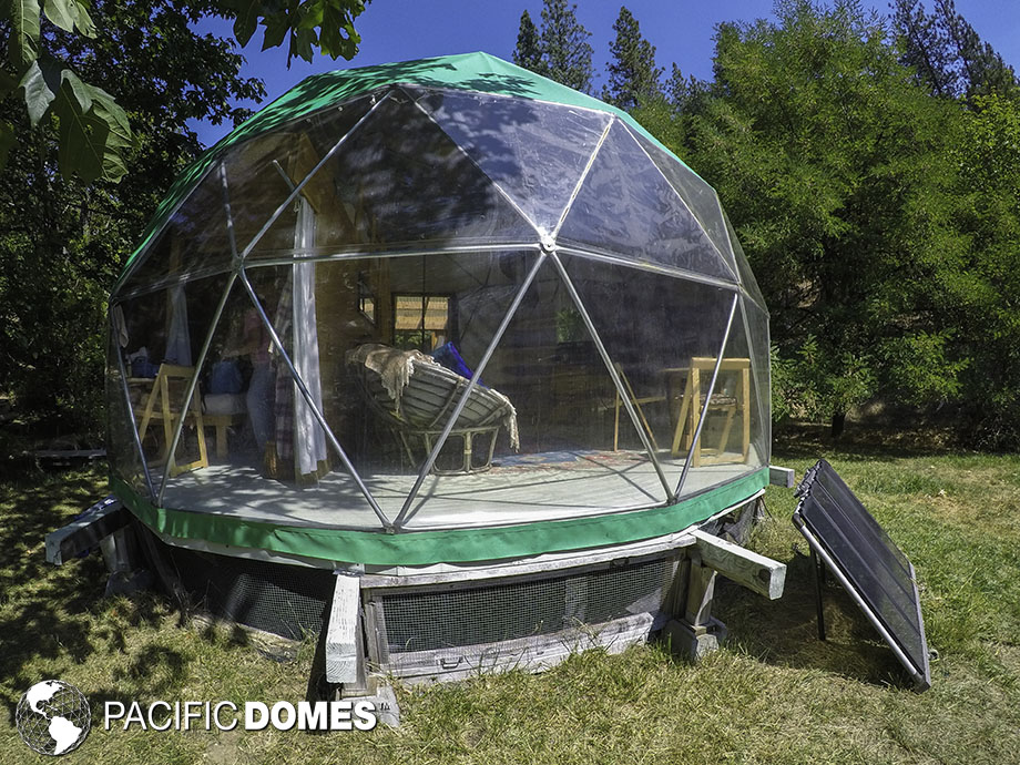 dome home, off-grid dome