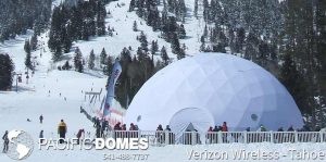 Verizon Event Dome